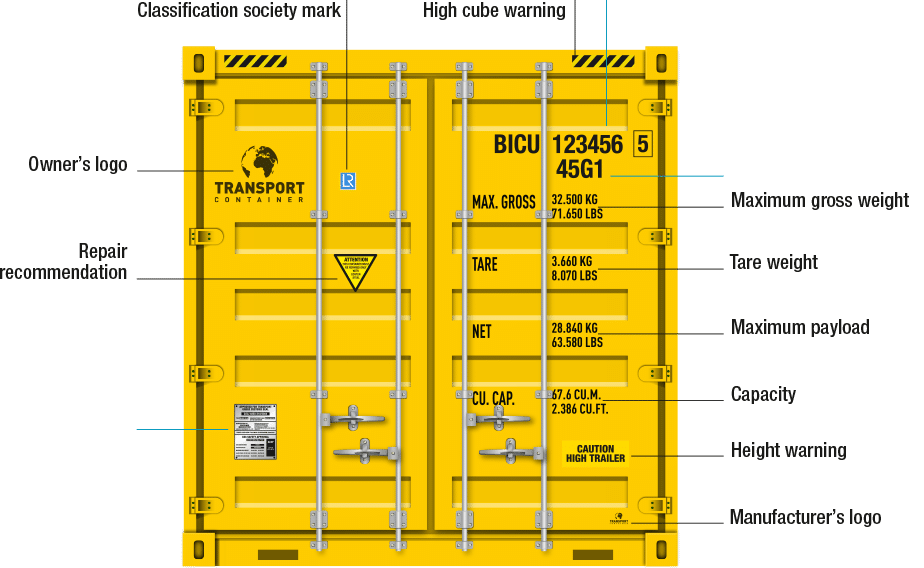 SELF PACK SHIPPING CONTAINER