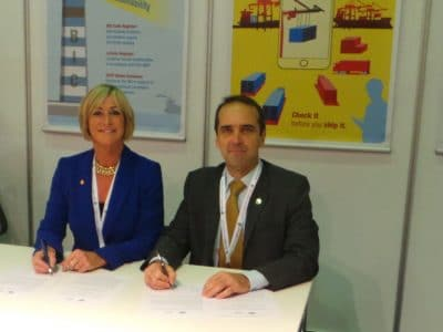 ICHCA and BIC agree a framework for cooperation