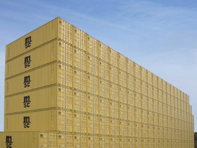 MSC joins BoxTech, pushing registered containers over 10 million