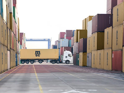 MSC becomes first major carrier to fully adopt standardised depot codes
